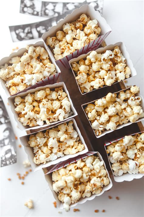 popcorn sweet cinema recipe method
