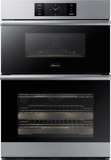 dacor dobmds   electric double wall oven   part dual pure convection wi fi