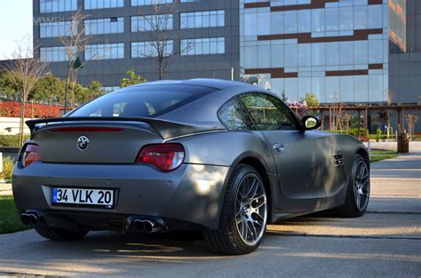 Modified Bmw Z4 M Coupe by This Bmw Acs4 Z4 Coupe By Ac Schnitzer Is A