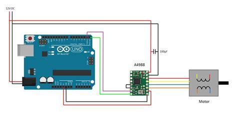 Arduino Stepper Motor Control Using Pololu Driver The