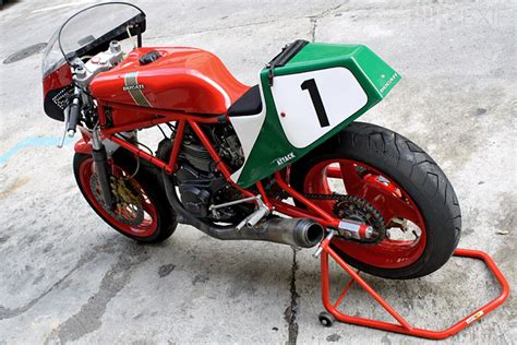 Ducati Tt2 Racing Motorcycle