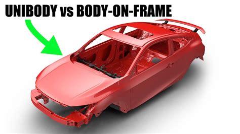 Unibody Vs Body On Frame