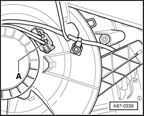 Audi Workshop Manuals Heating Ventilation Air