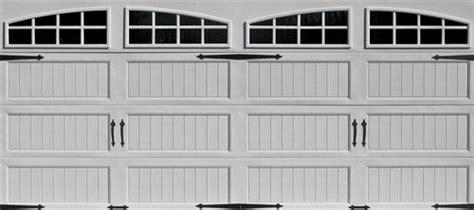 16 Ft Garage Door by Ideal Door 174 16 Ft X 7 Ft 4 White Arch Lite Pnl