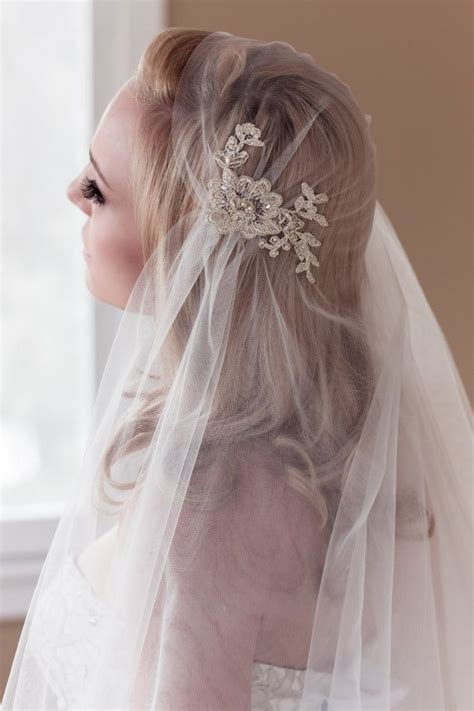 17 Best Images About Wedding Veils On Pinterest The