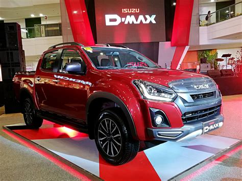 2020 isuzu dmax isuzu ph introduces 2020 d max ls a c magazine