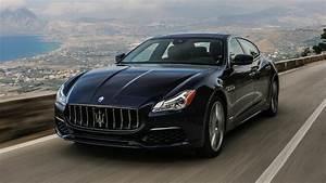 2017 Maserati Quattroporte Review Top Gear