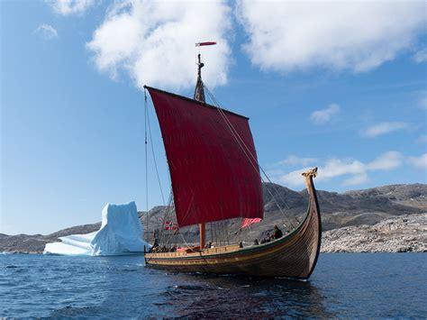 A Viking Ship Draken Is Coming To Greenport New York