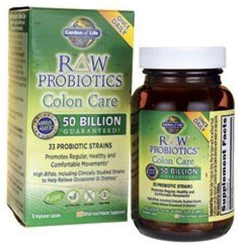 garden of colon care garden of probiotics colon care 30