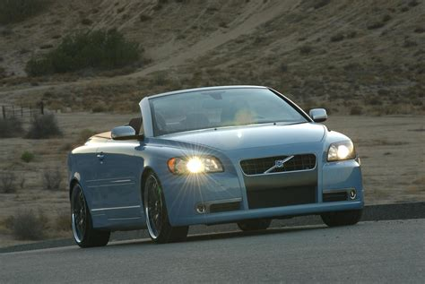 2007 Volvo Caresto C70 Picture 209400 Car Review Top