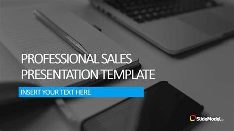 sales pitch  template slidemodel