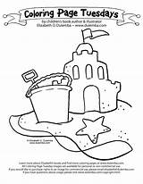 Sandcastle Coloring Drawing Sand Tuesday Castle Dulemba Clipart Sandcastles Draw Sandbox Cliparts Building Tire Getdrawings Library Guys Don Know Favorites sketch template