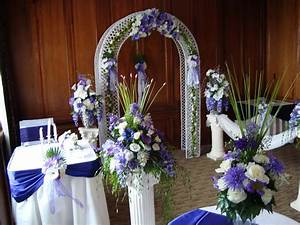 Wedding ceremony decorations - Noretas Decor Inc