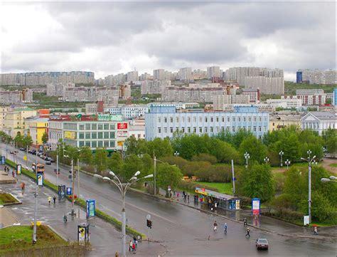 murmansk city russia travel guide