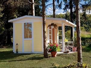 Gartenhaus Mit Vordach : gartenhaus modern style galabau m hler gartenhaus ~ Articles-book.com Haus und Dekorationen