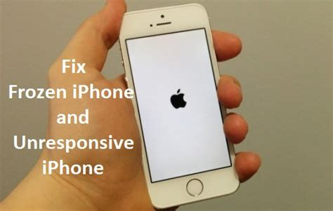 is my iphone frozen iphone 6 is frozen how to fix
