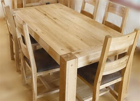 Pine Dining Room Table Marceladickcom