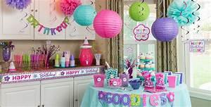 Pastel Birthday Party Supplies