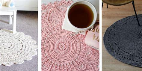 diy pour faire  tapis dinterieur au crochet marie