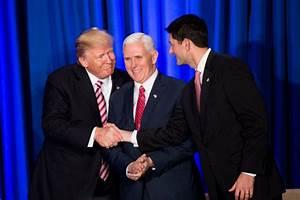 Donald Trump and Paul Ryan's Phony War