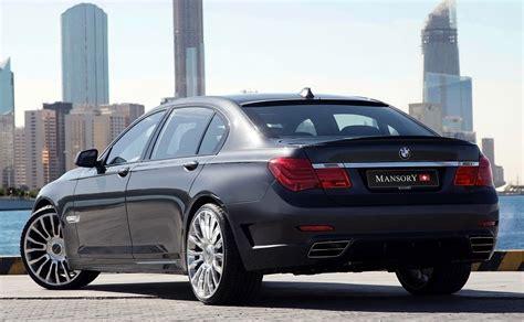 Li Bmw by Car Shows 2014 Bmw 760 Li By Mansory