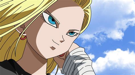 Anime Wallpaper 18 - android 18 hd wallpaper and background image