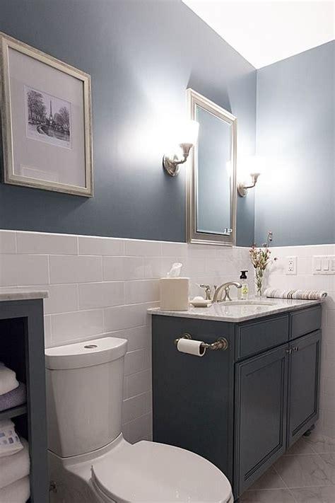 half bathroom tile ideas contemporary bathroom half wall with tile Small