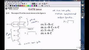 Gate 2014 Ece 3 Input Cmos Nand Gate