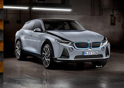 Next Bmw I Electric Car (i5) To Get Optional