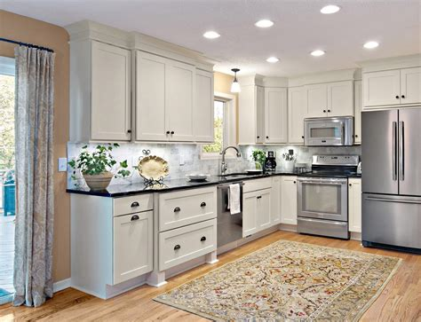 Galley Kitchen Decorating Ideas - how to decorate and update your kitchen cabinets interior decorating colors interior