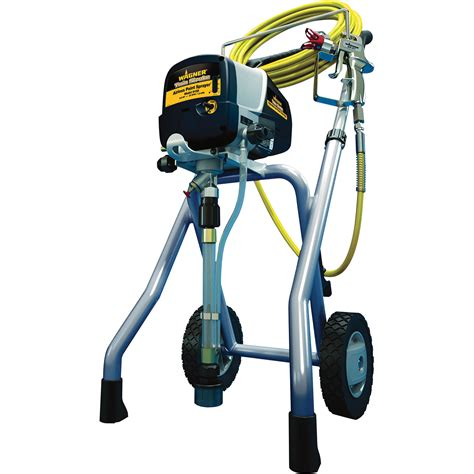 Wagner Airless Paint Sprayer System — 58 Hp, Model# 9155