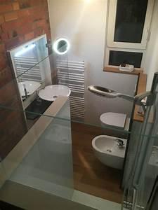 Küche Statt Fliesen : glas duschr ckwand statt fliesen in der dusche ~ Sanjose-hotels-ca.com Haus und Dekorationen