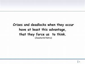 Quotes For Crisis