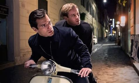 The Man From U.N.C.L.E. – Henry Cavill – Armie Hammer ...