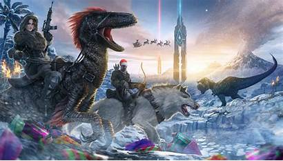 Ark Survival Evolved Wallpapers Ipad