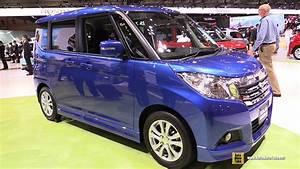 Suzuki Hybride 2018 : 2016 suzuki solio hybrid exterior and interior walkaround 2015 tokyo motor show youtube ~ Medecine-chirurgie-esthetiques.com Avis de Voitures