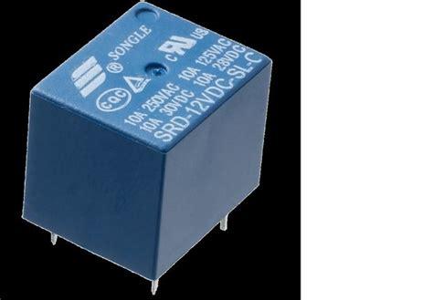 Latching Locking Relay Circuit Steps