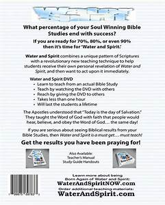 Water  U0026 Spirit Special Deal   20 Study Guides