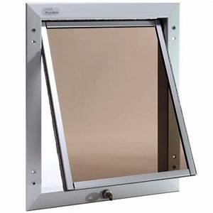 plexidor performance pet doors 1325 in x 16 in chew With top paw dog house door
