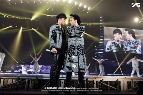 Big Bang Continue Their 6-dome Japan Tour In Osaka
