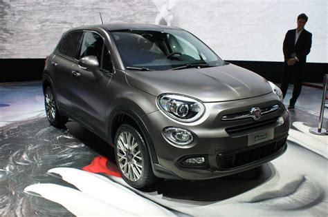 fiats  small crossover revealed   sold