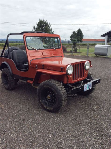 kaiser willys jeep kaiser willys jeep of the week 280