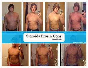 Is It Good To Use Steroids For Weight Loss  Pros And Cons