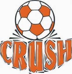 Orange Crush Soccer Logo