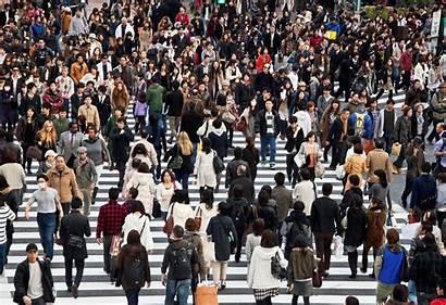 Population Japan Million Almost Japans Shrinks Tokyo