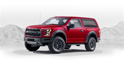 Ford Bronco 2020 by 2020 Ford Bronco Designed By Fan Graphic Artist Creates