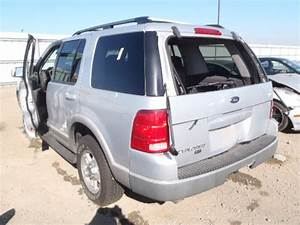 Used 2002 Ford Explorer Xlt 4 0l V6 5r55w Salvage Parts