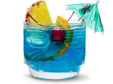 Blue Lagoon Cocktails Recipe Food Network Kitchen Food