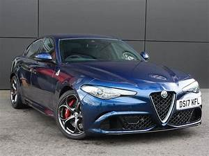 Alfa Romeo V6 : used 2017 alfa romeo giulia 2 9 biturbo v6 quadrifoglio auto 4dr start stop for sale in ~ Medecine-chirurgie-esthetiques.com Avis de Voitures