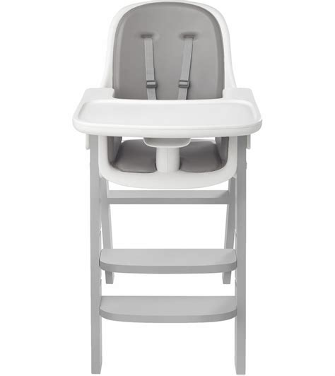 Oxo Seedling High Chair by Oxo Tot Sprout High Chair Gray Gray